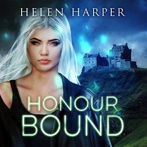 Honour Bound audiobook cover art