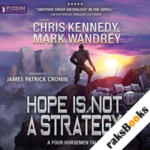 Hope Is Not a Strategy audiobook cover art