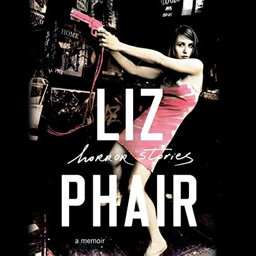 Horror Stories audiobook cover art