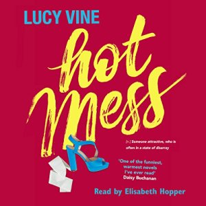 Hot Mess audiobook cover art