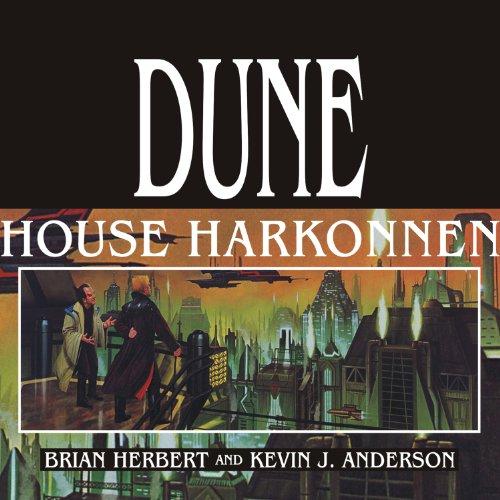 House Harkonnen: House Trilogy, Book 2 audiobook cover art