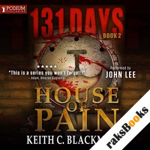 House of Pain audiobook cover art