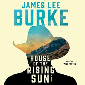 House of the Rising Sun audiobook cover art