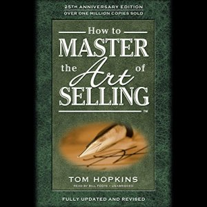 How to Master the Art of Selling audiobook cover art