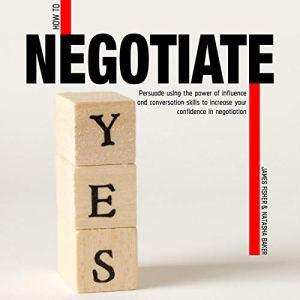 How to Negotiate audiobook cover art