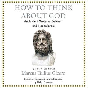 How to Think About God audiobook cover art