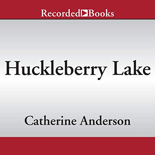 Huckleberry Lake audiobook cover art