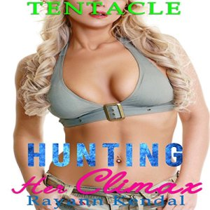 Hunting Her Climax: Alien on Earth Tentacle audiobook cover art