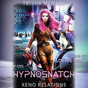 hypnoSnatch audiobook cover art