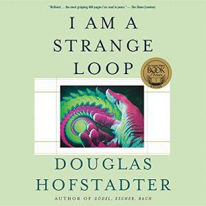 I Am a Strange Loop audiobook cover art