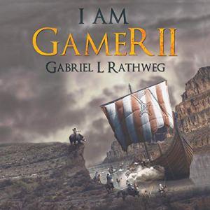 I Am Gamer II audiobook cover art