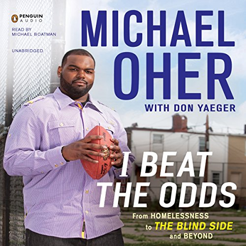 I Beat the Odds audiobook cover art