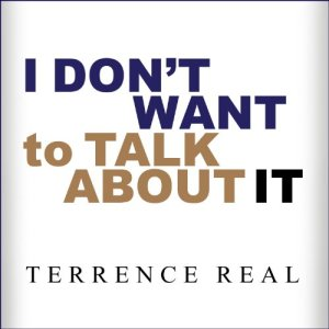 I Don't Want to Talk About It audiobook cover art