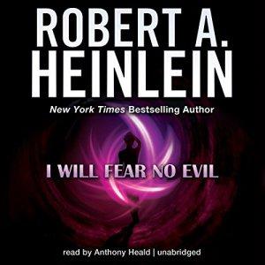 I Will Fear No Evil audiobook cover art