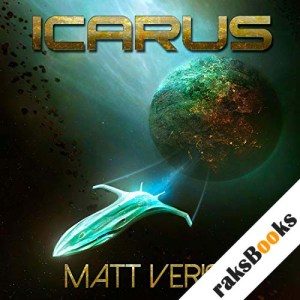 Icarus audiobook cover art