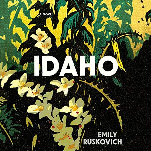 Idaho audiobook cover art