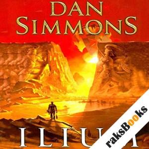Ilium audiobook cover art