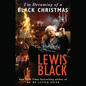 I'm Dreaming of a Black Christmas audiobook cover art