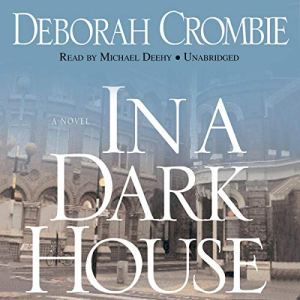 In a Dark House audiobook cover art