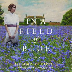 In a Field of Blue audiobook cover art