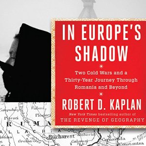 In Europe's Shadow audiobook cover art
