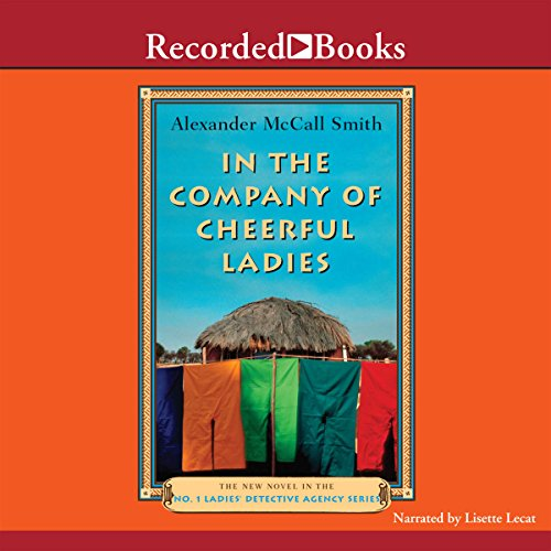 In the Company of Cheerful Ladies audiobook cover art