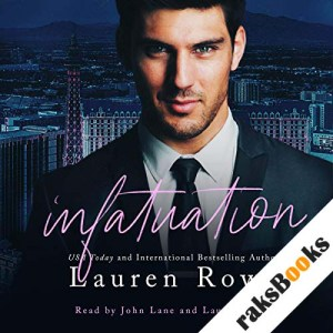 Infatuation audiobook cover art