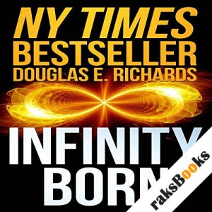 Infinity Born audiobook cover art