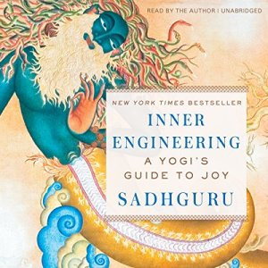 Inner Engineering audiobook cover art