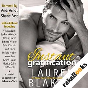 Instant Gratification audiobook cover art