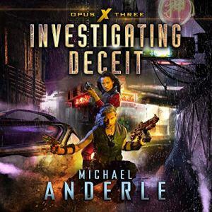 Investigating Deceit audiobook cover art