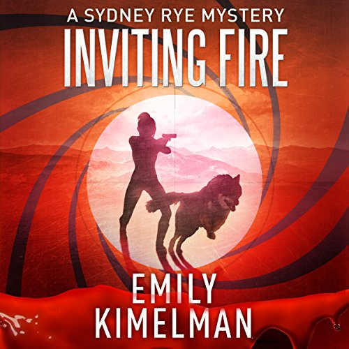 Inviting Fire audiobook cover art