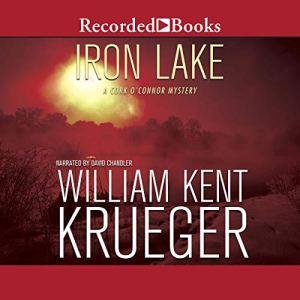Iron Lake audiobook cover art