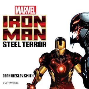 Iron Man: Steel Terror audiobook cover art