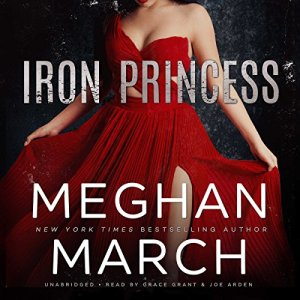 Iron Princess audiobook cover art