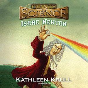 Isaac Newton audiobook cover art