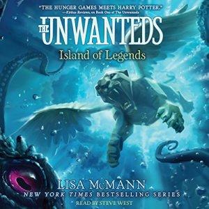 Island of Legends audiobook cover art