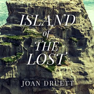 Island of the Lost audiobook cover art