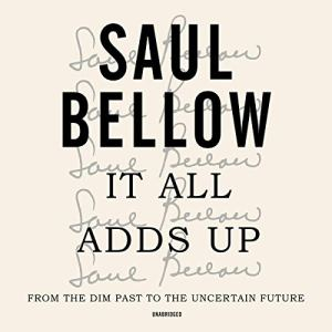 It All Adds Up audiobook cover art