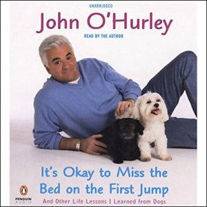 It's Okay to Miss the Bed on the First Jump audiobook cover art