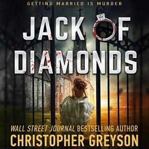 Jack of Diamonds audiobook cover art