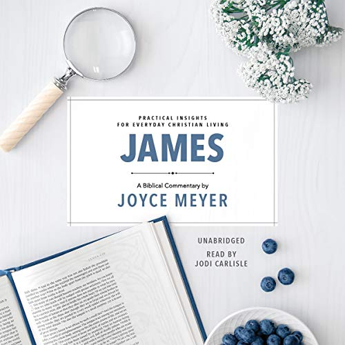 James: Biblical Commentary audiobook cover art