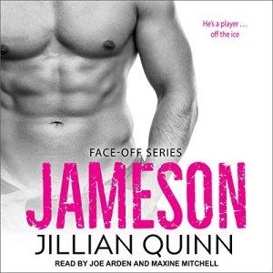 Jameson audiobook cover art