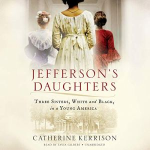Jefferson's Daughters audiobook cover art