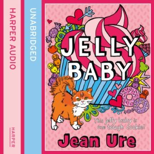 Jelly Baby audiobook cover art