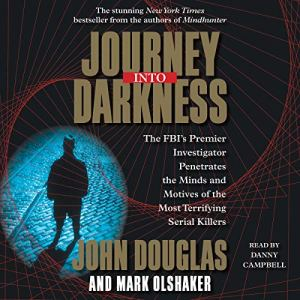 Journey into Darkness audiobook cover art