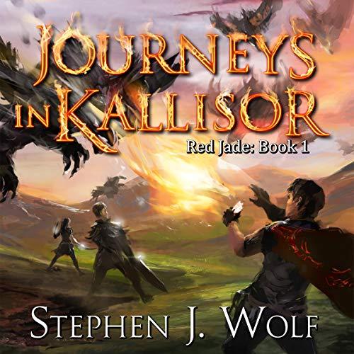 Journeys in Kallisor audiobook cover art
