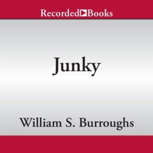 Junky audiobook cover art