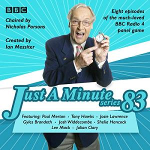 Just a Minute: Series 83 audiobook cover art