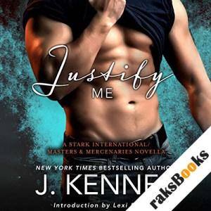 Justify Me audiobook cover art